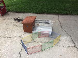 Pet Cages / Habitats