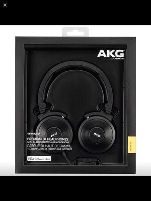 NEW AKG K 619 High Performance DJ Headphones (Factory Sealed Box)