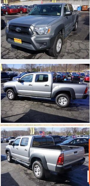 2014 Toyota Tacoma Pre Runner cab l4 4AT 2WD