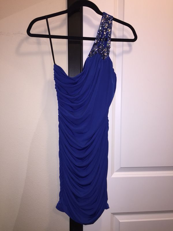 Formal Blue Dress Clothing Shoes In Bothell Wa Offerup