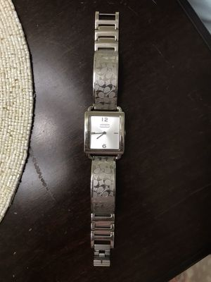 Woman's coach watch