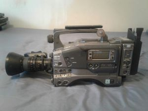 Jvc Professional Camcorder