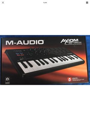 M-Audio Axiom Air MIDI Keyboard Controller