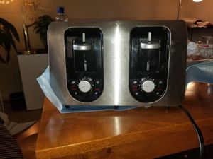 Professional toaster (4 pc bread toaster)