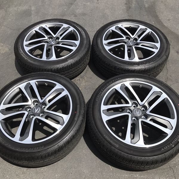 "Acura Mdx 71794g Oem Wheel: 2017 20"" OEM Acura MDX Factory Wheels 20 Inch Mdx Acura"