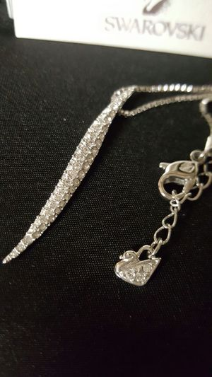 Swarovski ashling pendant jewelry accessories in melrose park swarovski crystal necklace aloadofball Gallery