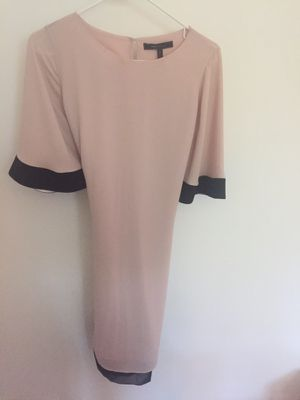 BCBG Maxazria silk dress not worn at all