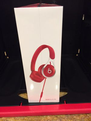 New Beats by Dre (Matte Red)