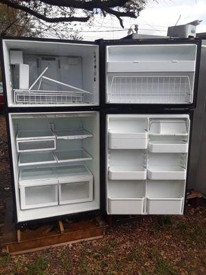 Whirlpool plus side by side refrigerator