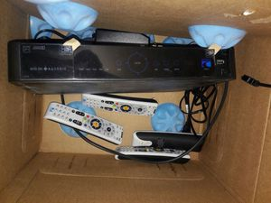 Cable boxes and modem