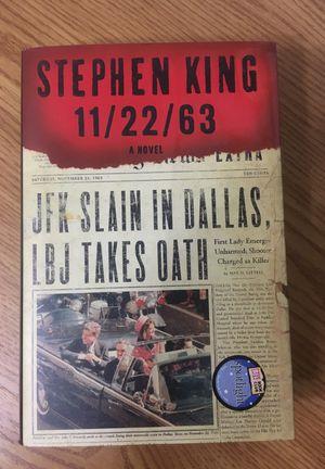 Stephen King 11/22/63