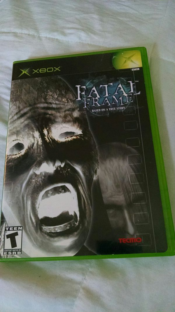 Xbox fatal frame (Video Games) in Seattle, WA
