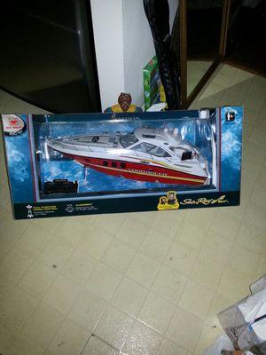 "Radio control 28"" new boat"