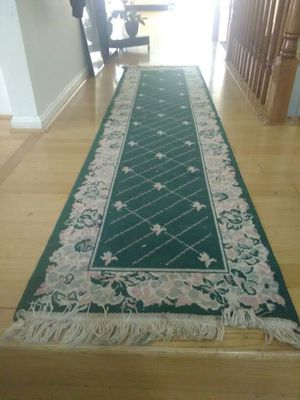 2 carpets dimension : 4ftx5ft65 and 7ft92 x2ft