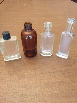 1920s-50s Antique Bottles