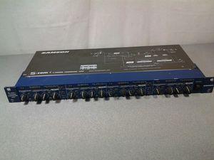 Samson SCOM4 110 CHN Compressor Gate Mixer