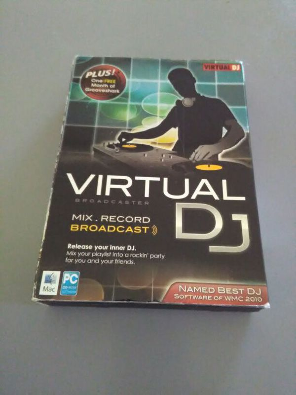 Mac or pc, virtual dj