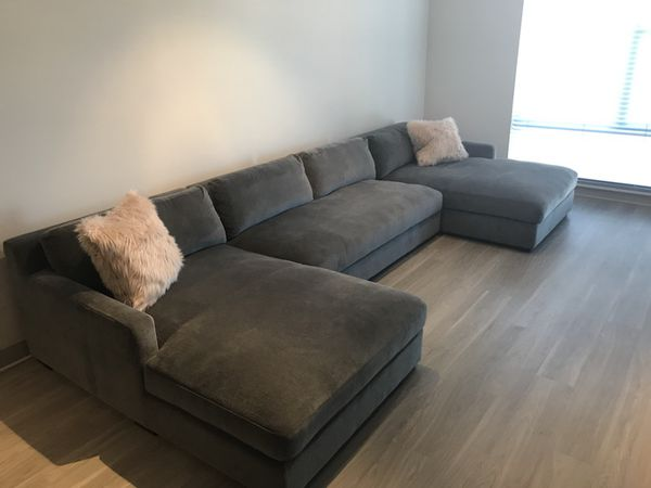 Brand new 3pc Sectional purchased mid Septembe See Rooms To Go link ...