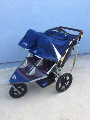 Bob double stroller r
