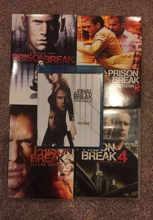 Prison break - complete series DVD
