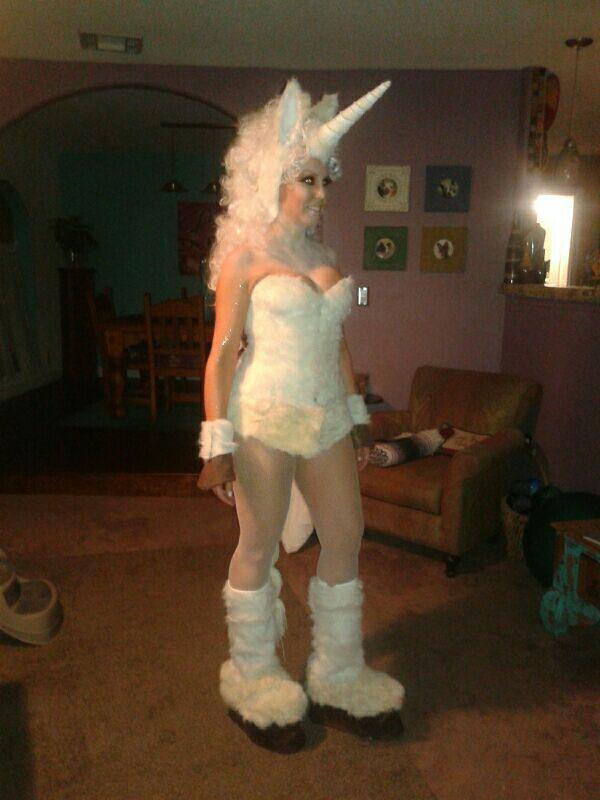 Homemade Unicorn Halloween Costume (Clothing & Shoes) in Phoenix ...