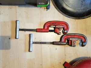 ridgid pipe cutter 1 8 to 2. ridgid pipe cutter 1/8 to 2 inch 1 8