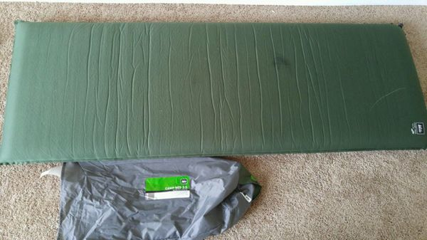 REI Camp Bed Sleeping Pad Self Inflating with Sports