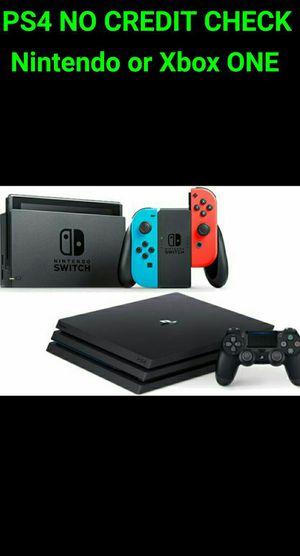 PS4 NO CREDIT CHECK!!!