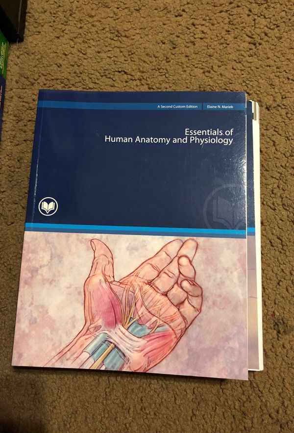 Human Anatomy & Physiology texts books and dvds (Books & Magazines ...