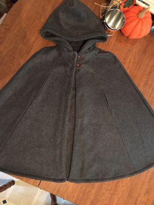 Child's hooded cloak for Teresa H