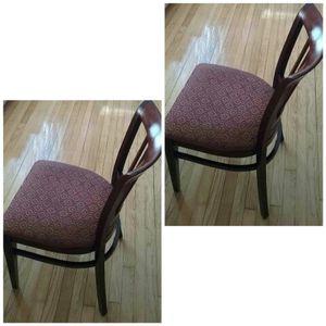 Nice Chairs $25 Each