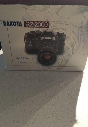 Camera Dakota black and white used for one class