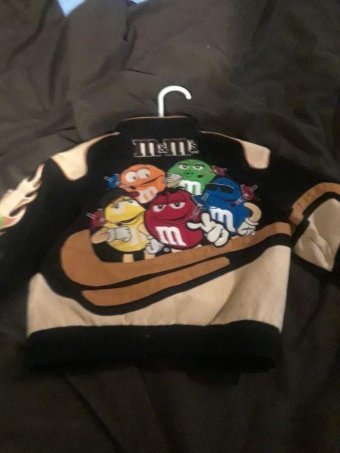Toddler NASCAR jacket