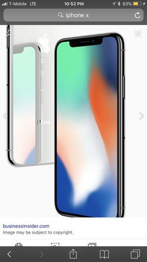 iPhone X for $500