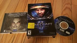 StarCraft I, expansion game and Star Craft II