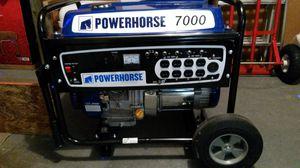 Powerhorse portable generator 7000 watts