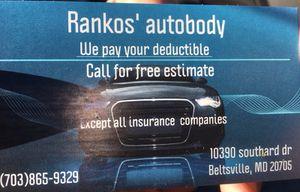 Rankos Autobody