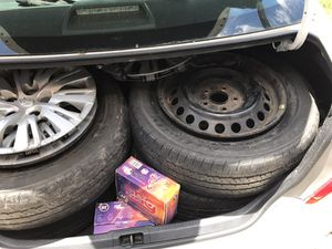 """2012 toyota camry 16"""" steel rims for sale"""