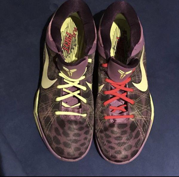 "e4e3a3fa802f Nike Zoom Kobe 7 Supreme "" Kobe x Supreme "" Christmas - DS sz11 ..."