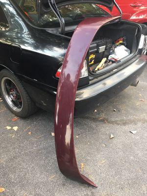 Vendo cola para Mazda en perfecta condiciones