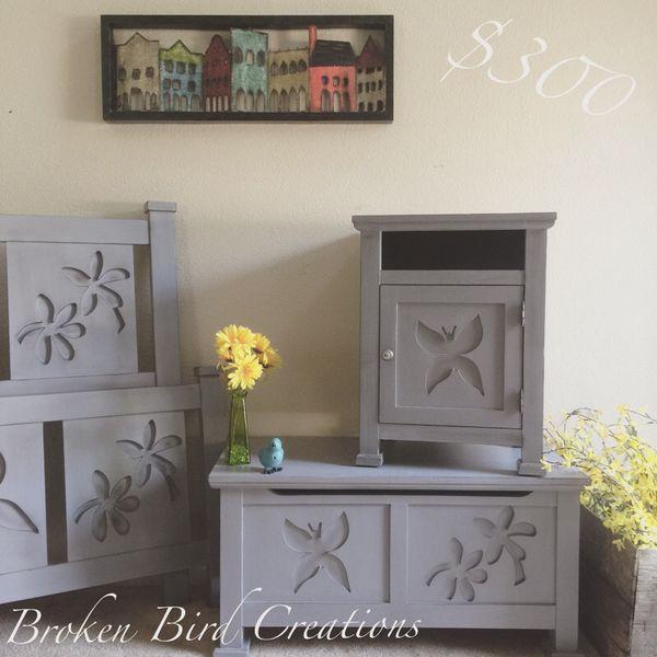 Bedroom Sets Visalia Ca twin bedroom setbroken bird creations (furniture) in visalia