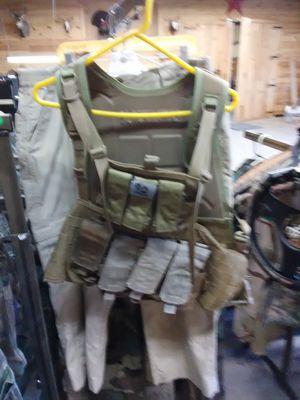 Military Modular Vest
