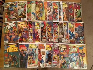 X-Force (Volume 1) Comic Book Lot - 35 Issues (Marvel Comics)