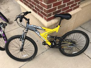 Men's Magna Excitor 24 inch bike