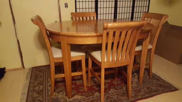 High Top Dining Room Table Furniture In Kent Wa Offerup