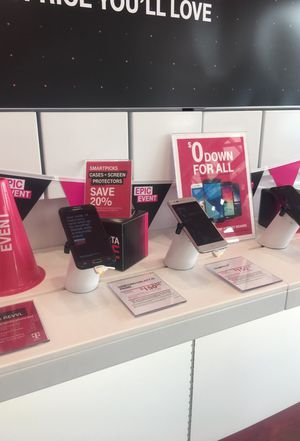 T-mobile On Halsey-- TAKE ADVANTAGE OF PROMOTIONS