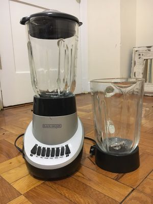 Blender with extra jar - has to go by tomorrow