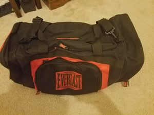 Large EVERLAST duffel bag