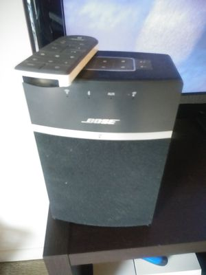 Bose soundtouch 10 Excellent Condition