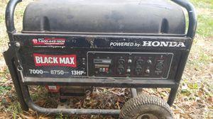 Honda generator 7000 watts
